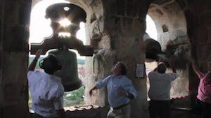 Campanas en Navas del Pinar