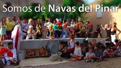 Somos de Navas del Pinar 2012